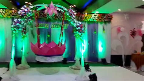 Cradle Ceremony Decoration by Cradle Ceremony Decorations Hyderabad 8099958524