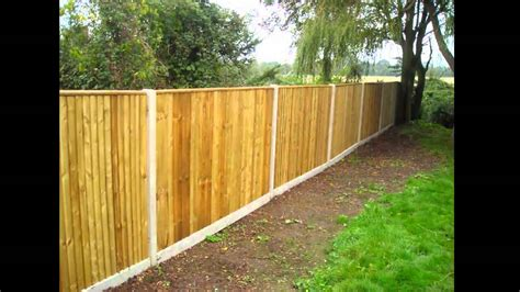Cheap Garden Fence by Quality Cheap Garden Fencing Liverpool We Beat Any Quote