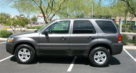 Ford Escape 2005 2005 ford escape 4dr 3 0l xlt leather sunroof loaded