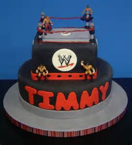 wrestling birthday cake this cake was for a little boy flickr