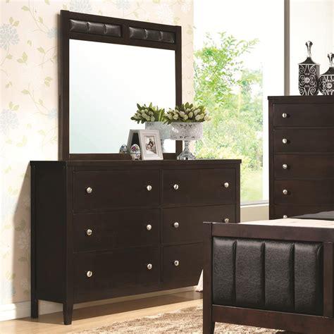 Carlton Dresser by Carlton Dresser Mirror Dox Furniture