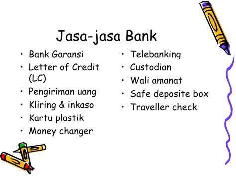 Letter Of Credit Kredit bank lembaga keuangan nonbank1