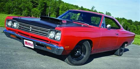 the graduate 1969 plymouth road runner to hell wi