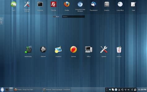 Desk Top by Opensuse 11 4 And Kde 4 6 2 Screenshots Anl4u