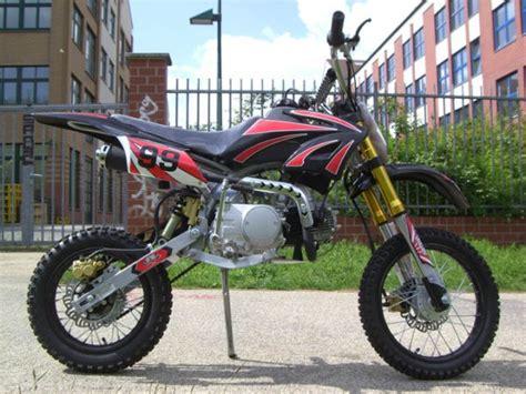 125ccm Motorr Der Cross by Dirtbike Cross Bike 125 Ccm 17 14 Reifen Pocket Bike