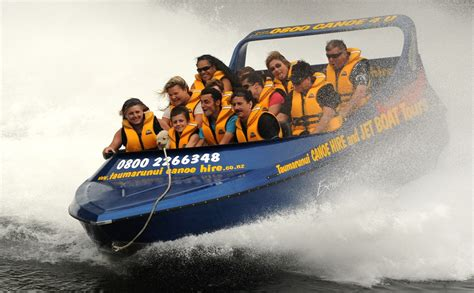 taumarunui canoe hire and jet boat tours activities and - Nelson Canoe And Boat Hire