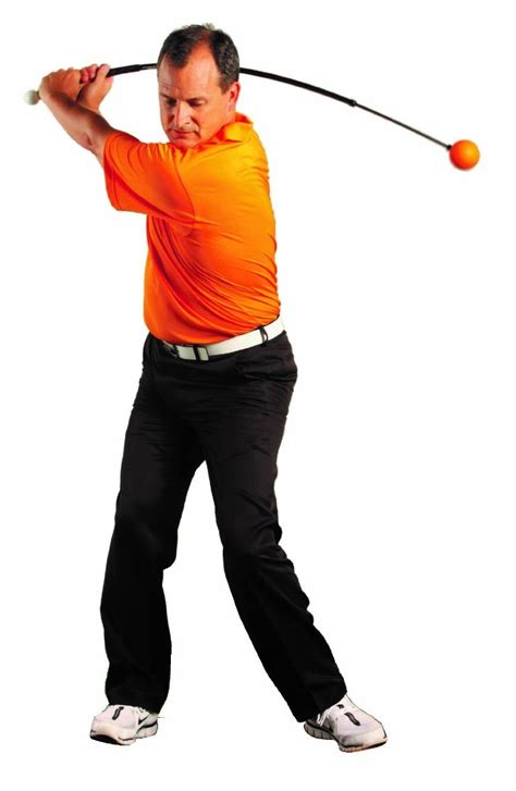 orange swing trainer orange whip golf swing trainers 47 adult size