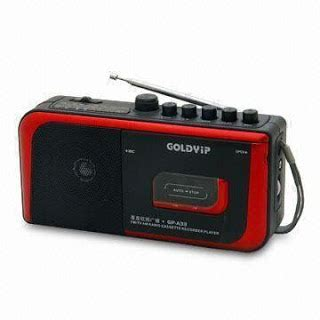 cassette player portable goldyip portable cd cassette players recorder mic fm radio
