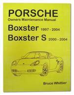 Porsche Boxster 1997 2004 Books Amp Technical