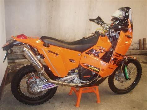 Ktm 690 Rally For Sale Dakar 2008 Ktm 690 Rally