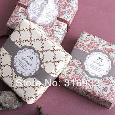 Kotak Cheesecake Box Kue Bolu Cake Packing Baking Tool Dus e2 grosir menonton band desain berbentuk zakka tangan dibuat penyegelan stiker paket kue kotak