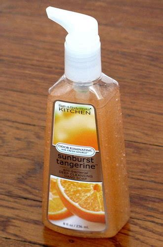 Kitchen Soap by Household Supplies Review Bath Works Kitchen Anti Odor Soap Popsugar Food