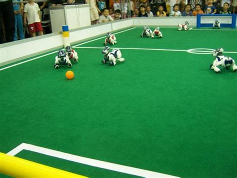Robot Challenge Win 5000 For Your Robot Invention by Soccer Clones Imitate Players