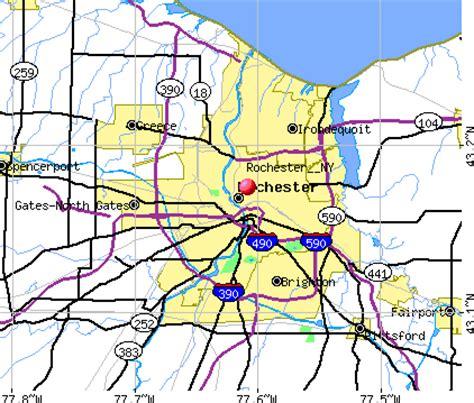 Search Rochester Ny Rochester Ny Map Rochester New York Usa Map