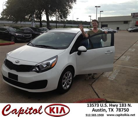 capitol kia customer reviews and testimonials tx