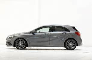 Mercedes A200 Mercedes A200 Cdi Gets More Power From Brabus Autoevolution