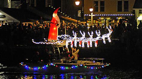 mystic boat parade mystic lighted boat parade 2011 ctcameraeye