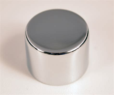polished chrome replacement dimmer knob