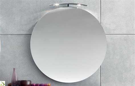 specchio bagno design specchio design rotondo clock arredo design
