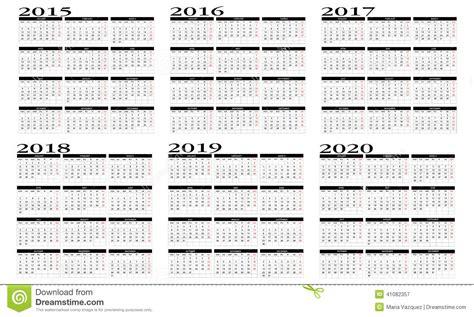 kalender  bis  vektor abbildung illustration von planung