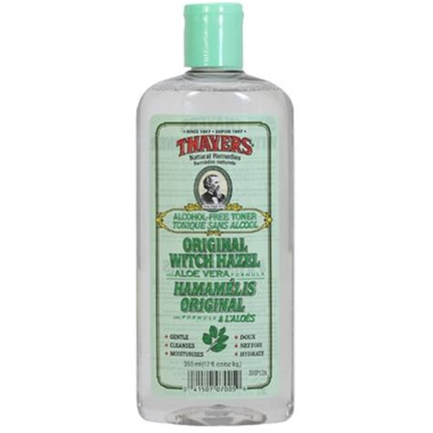 buy thayers original witch hazel with aloe vera formula toner at well ca free shipping 35 in
