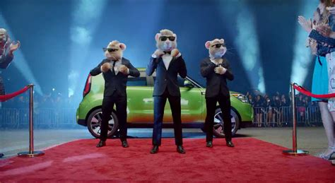 2014 Kia Soul Hamster Commercial 2014 Kia Hamster Soul Commercial Autos Post