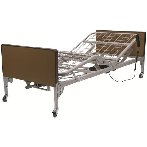electric hospital beds graham field lumex patriot full electric hospital bed