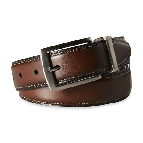 covington s brown dress belt
