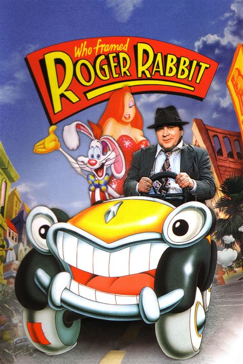 rabbit who framed roger rabbit the of writing who framed roger rabbit