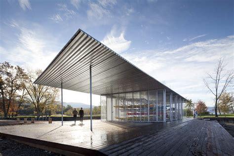 pavillon pavillion hudson river education center and pavilion architecture