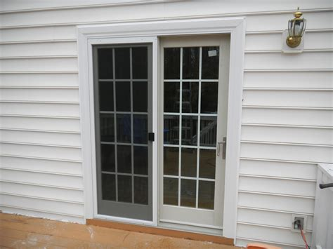 New Sliding Patio Door Installation In Chesterfield Co Patio Doors Installation