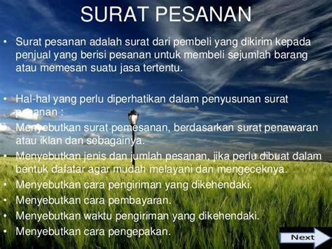 Surat Niaga Penawaran by Surat Niaga