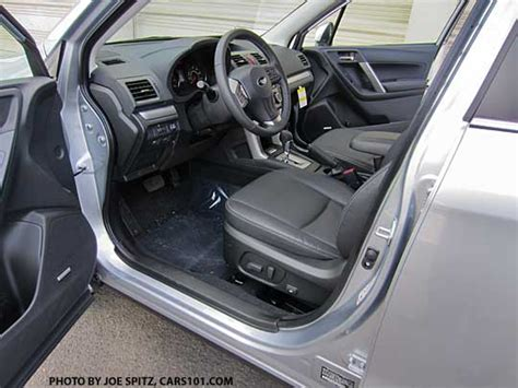 Subaru Forester Leather Interior by 2015 Subaru Forester Research Webpage