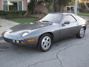 Porsche 928s For Sale 1982 Porsche 928 Bring A Trailer