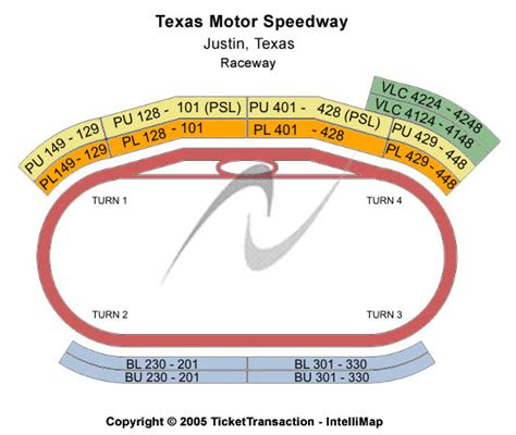 map of texas motor speedway venue information for texas motor speedway