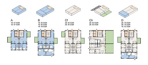 Friends Floor Plan What Architecture Perforated Housing Plaistow