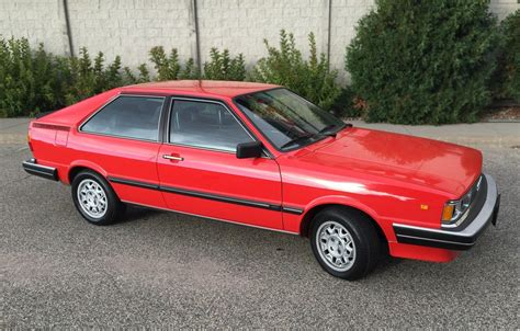 Audi Coupe by 36 000 Mile Original 1982 Audi Coup 233 Gt