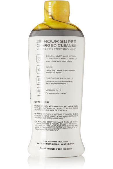 David Kirsch S 48 Hour Detox Diet by David Kirsch Wellness Co 48 Hour Charged Cleanse