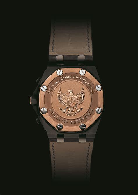 Audemars Piguet Royal Oak Pride Of Indonesia audemars piguet creates special royal oak offshore chronograph for indonesia
