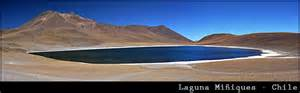 Google Complex miscanti and mi 241 iques lagoons chile