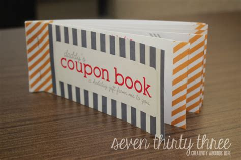 Design Your Own Coupon Book Boyfriend Coupon Book 2017 2018 Best Cars Reviews