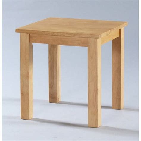 What Is Rubberwood Furniture Buy Furniture Link Adeline End Table In Rubberwood From