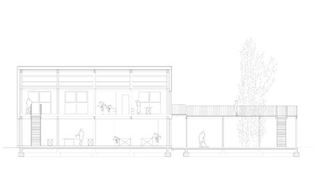 section 170 c house c and house d studio autori archdaily