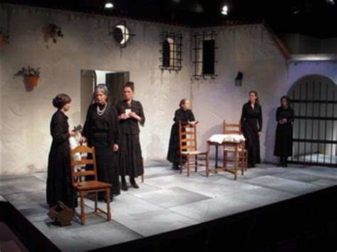 themes in house of bernarda alba the house of bernarda alba dan daly design