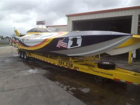 cigarette boats for sale in louisiana 1995 skater powerboat for sale in louisiana