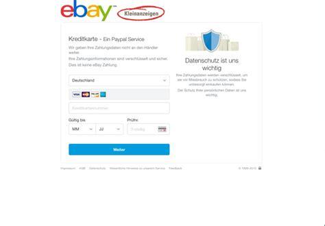 ebay kleinanzeigen login ebay kleinanzeigen sicherheitswarnung sms lockt nutzer auf