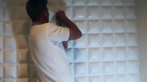 3d Wall Installation