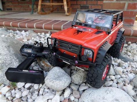 land rover tamiya 1 10rc crawler alloy chassis for scx10 tamiya land rover