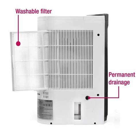amcor  desiccant dehumidifier  ioniser  power
