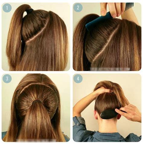 Simple Hairstyles At Home India | تسريحات شعر وتسريحات سهرة وتسريحات ناعمة وتسريحات للعمل